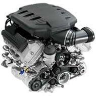 Двигатель в сборе, части двигателя фото