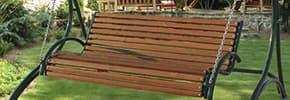 Цены на Садовые качели, фото