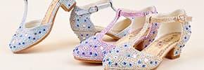 Цены на Туфли для девочек, фото