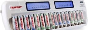 Цены на Зарядные устройства для аккумуляторов (AA/AAA/C/D), фото
