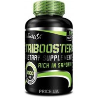Фото BioTech Tribooster, 60 tabs