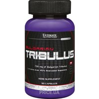 Фото Ultimate Nutrition Bulgarian Tribulus 90 caps