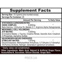Фото APS Nutrition Mesomorph 388 g (25 servings)