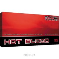 Фото Scitec Nutrition Hot Blood 90 caps