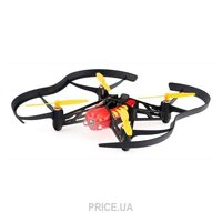 Фото Parrot Minidrones Airborne Night Blaze with Led Lights Red