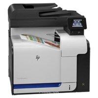 Фото HP LaserJet Pro 500 color MFP M570dn
