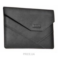 "Фото Issa Hara Leather Case for MacBook 13"" Black (MC13_11)"