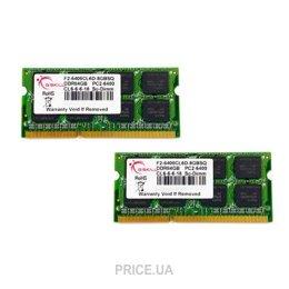 G.skill  F2-6400CL6S-4GBSQ
