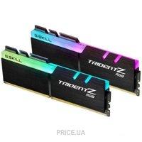Сравнить цены на G.skill  16GB (2x8GB) DDR4 3000MHz (F4-3000C15D-16GTZR)