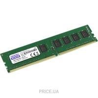 Сравнить цены на GoodRam 4GB DDR4 2400MHz (GR2400D464L17S/4G)