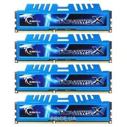 G.skill  F3-12800CL9Q-16GBXM