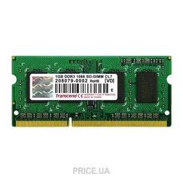 Transcend 8GB DDR3 1333MHz (TS1GSK64V3H)