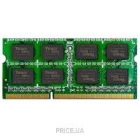 Фото TEAM 8GB SO-DIMM DDR3 1600MHz (TED38G1600C11-S01)