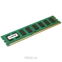 Фото Crucial 8GB DDR3 1600MHz (CT102464BA160B)