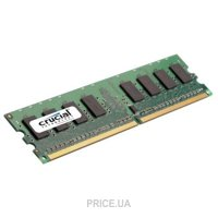 Фото Crucial 1GB DDR 400MHz (CT12864Z40B)