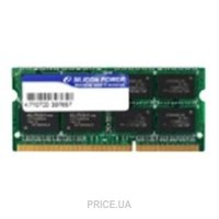 Фото Silicon Power 4GB SO-DIMM DDR3 1600MHz (SP004GBSTU160N02)