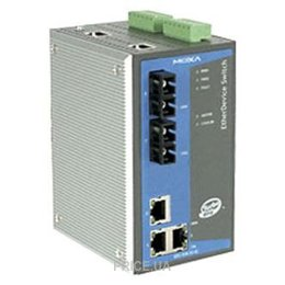 MOXA EDS-505A-MM-SC-T