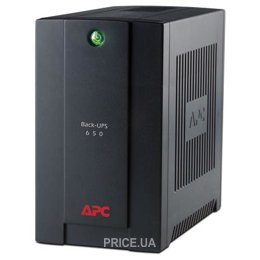 APC Back-UPS RS 650VA