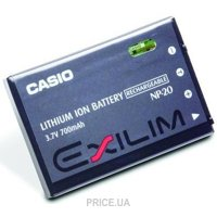 Сравнить цены на Casio NP-20