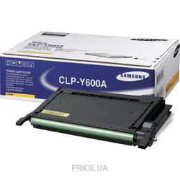 Samsung CLP-Y600A