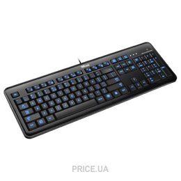 Trust Elight LED Illuminated Keyboard