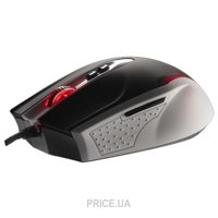 Фото Tt eSPORTS by Thermaltake Black Gaming Mouse Combat White