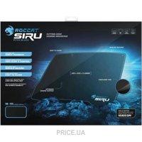 Фото Коврик для мыши ROCCAT Siru-Pitch Desk Fitting Gaming Mousepad Black (ROC-13-070)