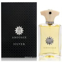 Фото Amouage Silver For Man EDP