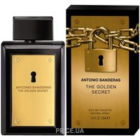 Фото Antonio Banderas The Golden Secret EDT