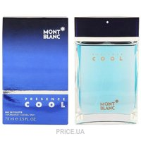Фото Mont Blanc Presence Cool EDT