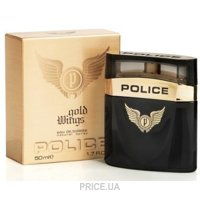 Фото Police Gold Wings EDT