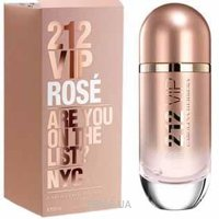 Фото Carolina Herrera 212 VIP Rose EDP