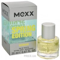 Фото Mexx Spring Edition Woman EDT