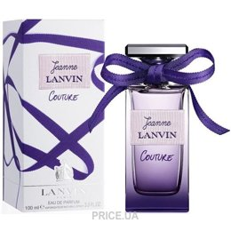Фото Lanvin Jeanne Couture EDP