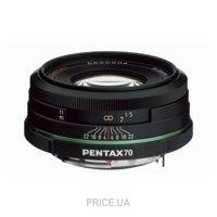 Фото Pentax SMC DA 70mm f/2.4 Limited