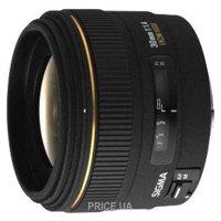 Сравнить цены на Sigma 30mm F1.4 EX DC HSM Nikon F