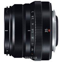 Фото Fujifilm XF 35mm f/2 R WR