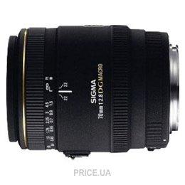 Sigma 70mm F2.8 EX DG Macro Nikon F
