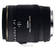 Фото Sigma 70mm F2.8 EX DG Macro Nikon F
