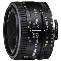Фото Nikon 50mm f/1.8D AF Nikkor