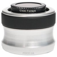 Фото Lensbaby Scout with Fisheye Minolta A