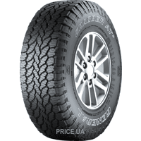 Фото General Tire Grabber AT3 (235/55R19 105H)