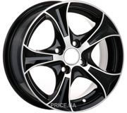 Фото Angel Luxury (R15 W6.5 PCD4x98 ET35 DIA67.1)