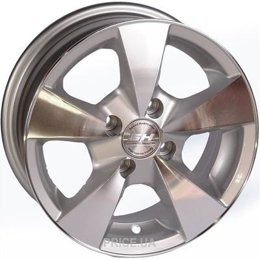 Zorat Wheels 213 (R14 W6.0 PCD5x100 ET35 DIA73.1)