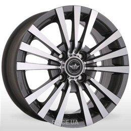 Storm Wheels Vento 182 (R14 W6.0 PCD4x98 ET38 DIA58.6)