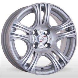 Storm Wheels W-529 (R14 W6.0 PCD4x98 ET25 DIA58.6)
