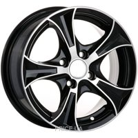 Фото Angel Luxury (R14 W6.0 PCD4x108 ET37 DIA67.1)