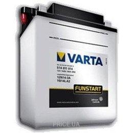Varta 6CT-19 FUNSTART (YB16L-B)