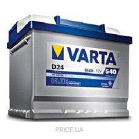 Фото Varta 6СТ-45 BLUE dynamic (B32)