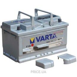 Varta 6СТ-85 SILVER dynamic (F18)